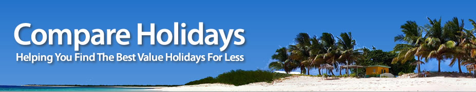 Compare Holidays To Find The Right Holiday For Less